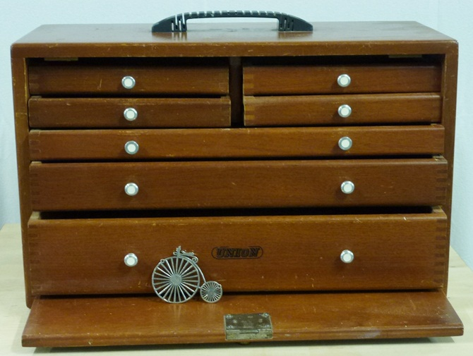 UNION TOOLMAKERS CHEST « Pennyfarthing Tools Ltd