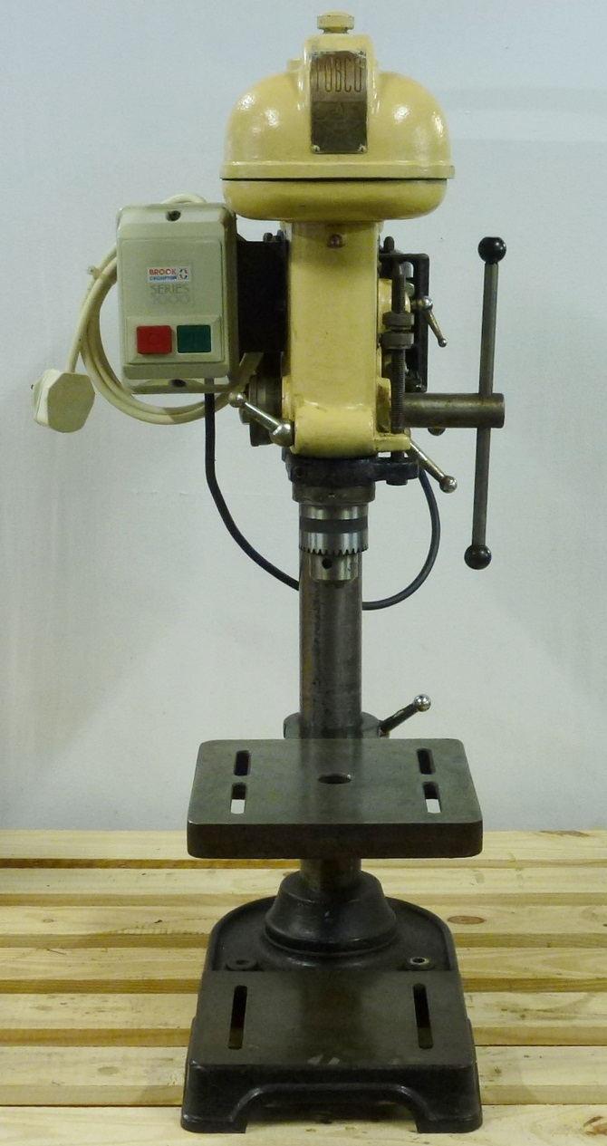 Fobco Star 1 2 Bench Drill 171 Pennyfarthing Tools Ltd