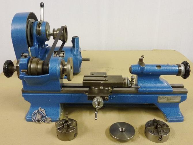 SCHAUBLIN 70 « Pennyfarthing Tools Ltd