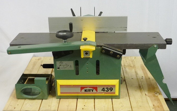 Brilliant For SaleKity Combination Woodworker 5 In 1 Machine Now Pics  For