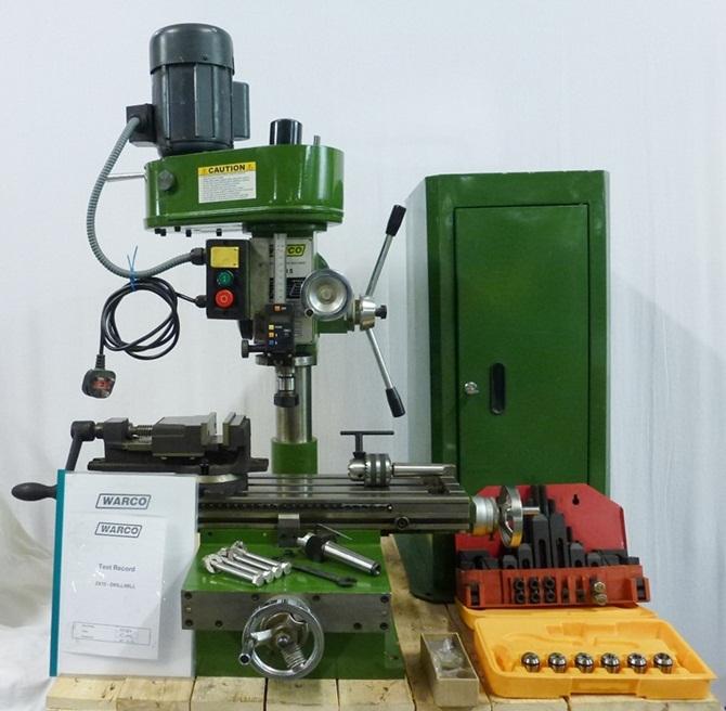 WARCO Z X 15 MILL « Pennyfarthing Tools Ltd