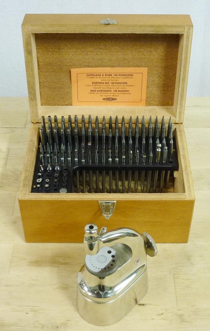 FAVORITE STAKING SET « Pennyfarthing Tools Ltd