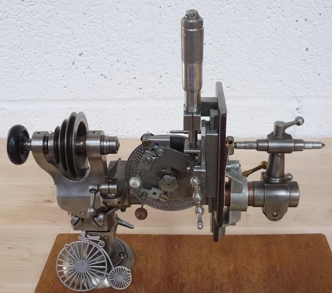 SMALL GEAR AND PINION CUTTING MACHINE « Pennyfarthing Tools Ltd