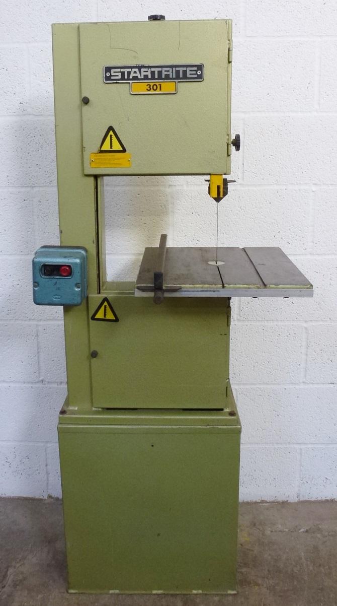 STARTRITE 301 BANDSAW « Pennyfarthing Tools Ltd