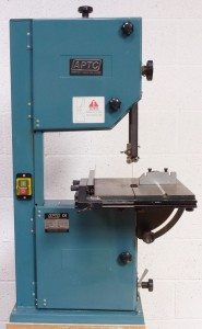 AXMINSTER POWER TOOLS 350 MM BANDSAW