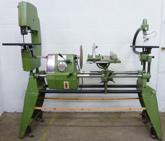 Multico Super Shop 171 Pennyfarthing Tools Ltd