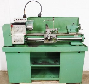 MYFORD 254 S LONG BED LATHE