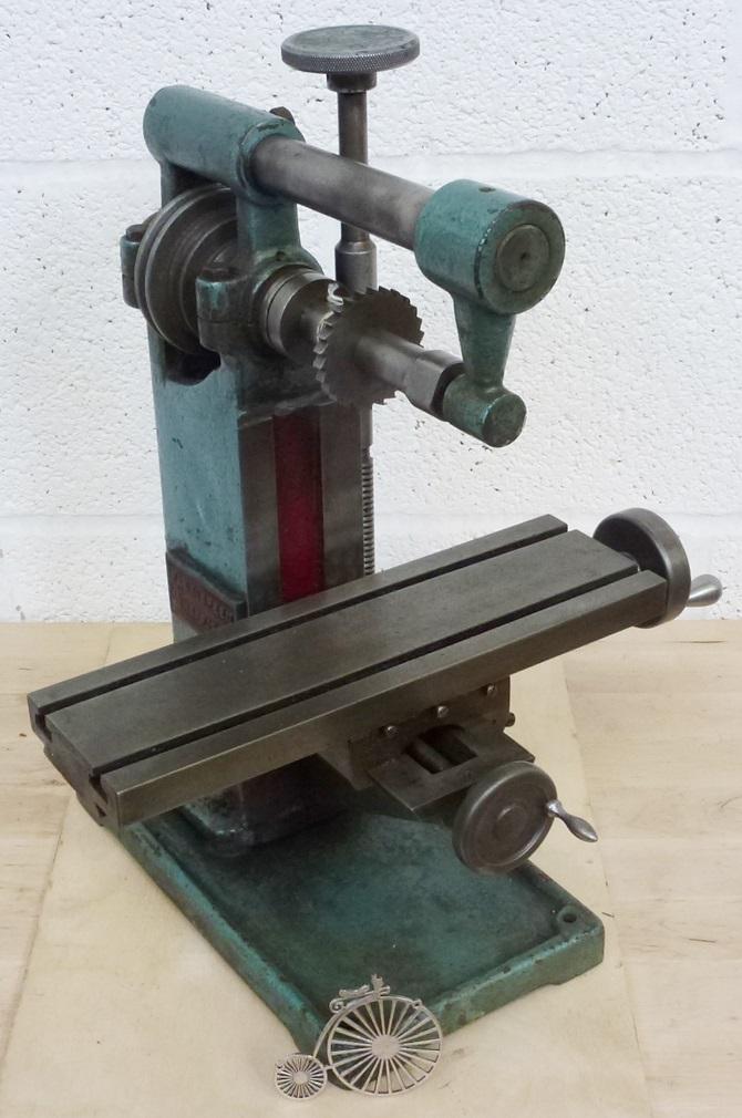 Flexispeed Horizontal Miller 171 Pennyfarthing Tools Ltd