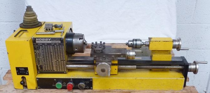 HOBBYMAT UNIVERSAL « Pennyfarthing Tools Ltd