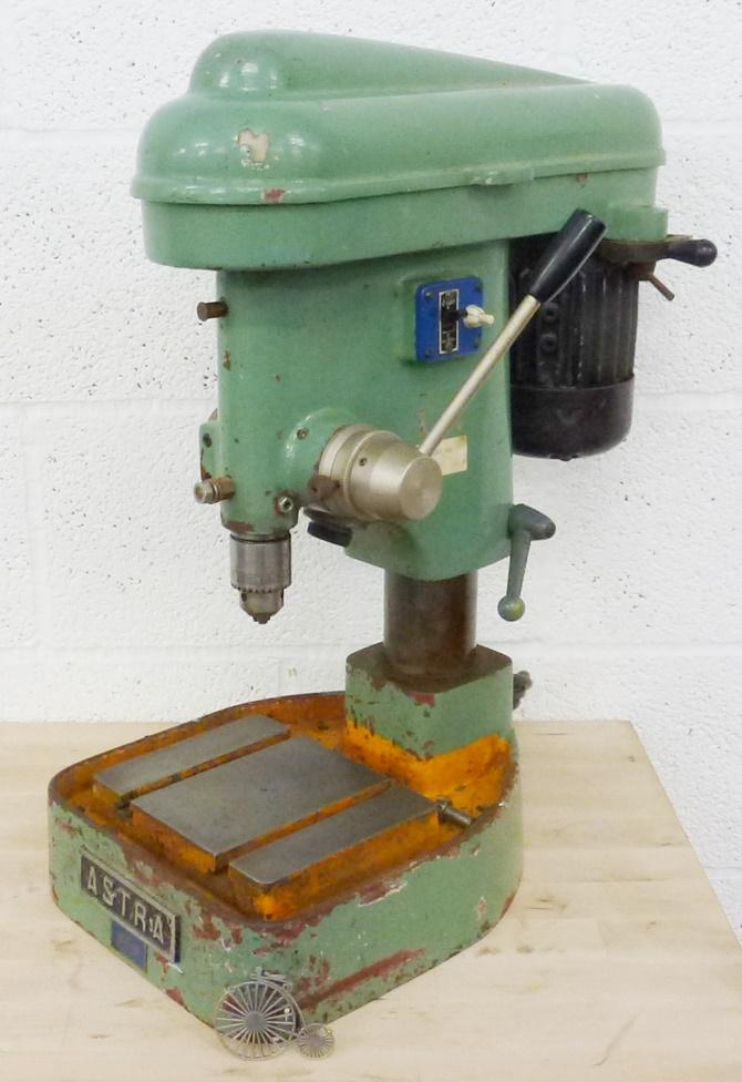 set jones shipman precision bench drill astra precision bench drill