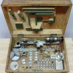 B.T.M. 8 MM WATCHMAKERS LATHE