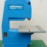 ELECTRA BECKUM 230 BENCH BAND SAW