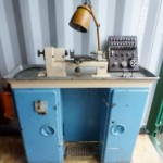 PULTRA 1750 CABINET MOUNTED 10MM LATHE