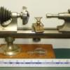 WW PATTEN 8mm LATHE